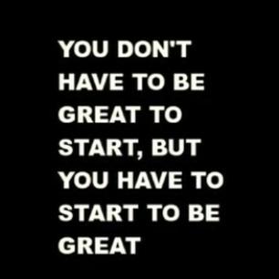 GreatToStart